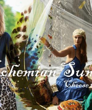 Bohemian Summer Choose to Shine