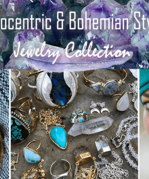 Afrocentric & Bohemian Style Jewelry